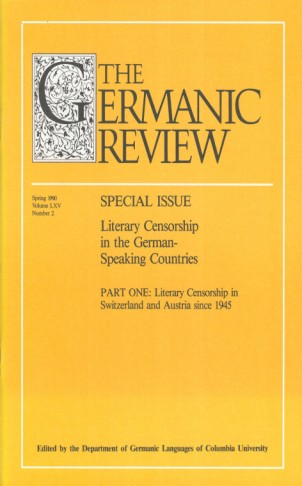 Cover-GermanicReview1-web